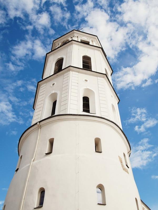 4 столицы Литвы