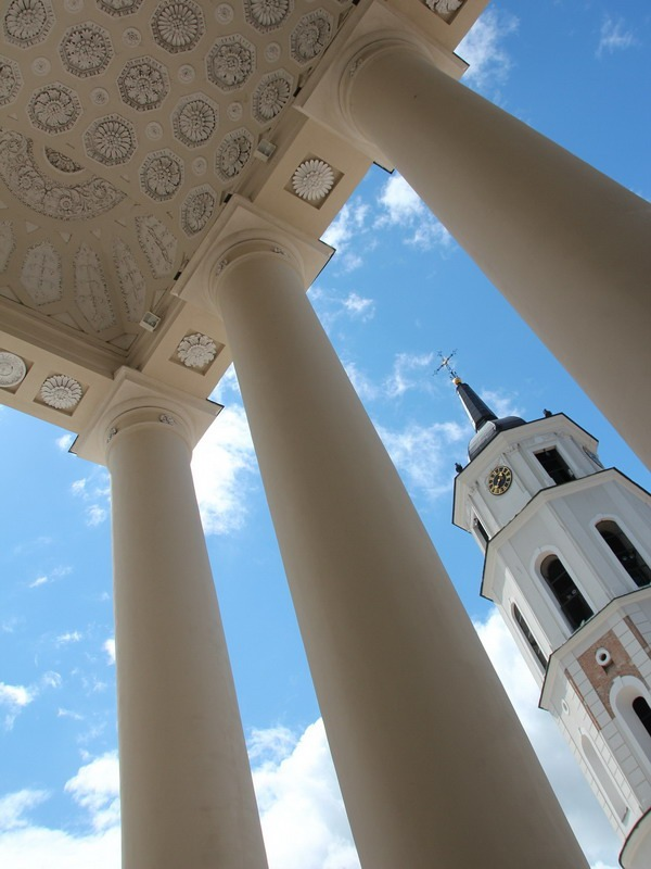 Sightseeing Vilnius Guided Tour