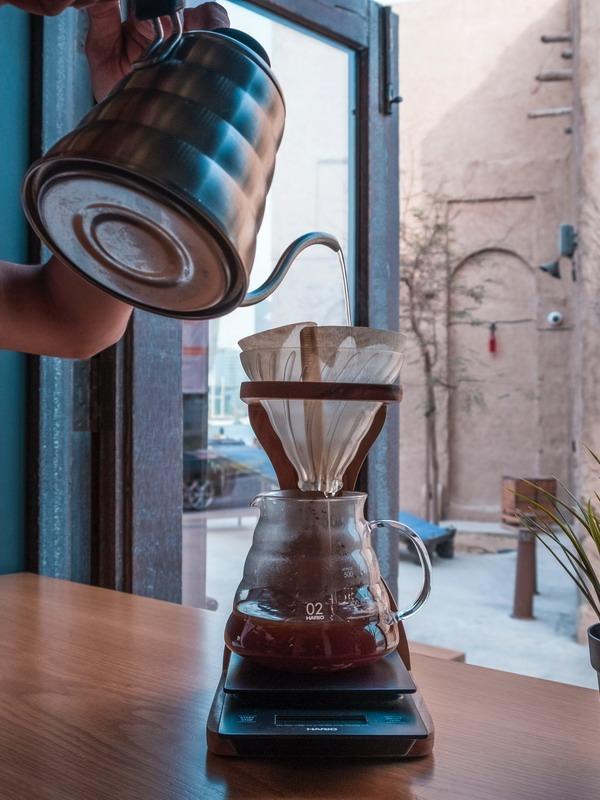 Кофейная дегустация в Вильнюсе