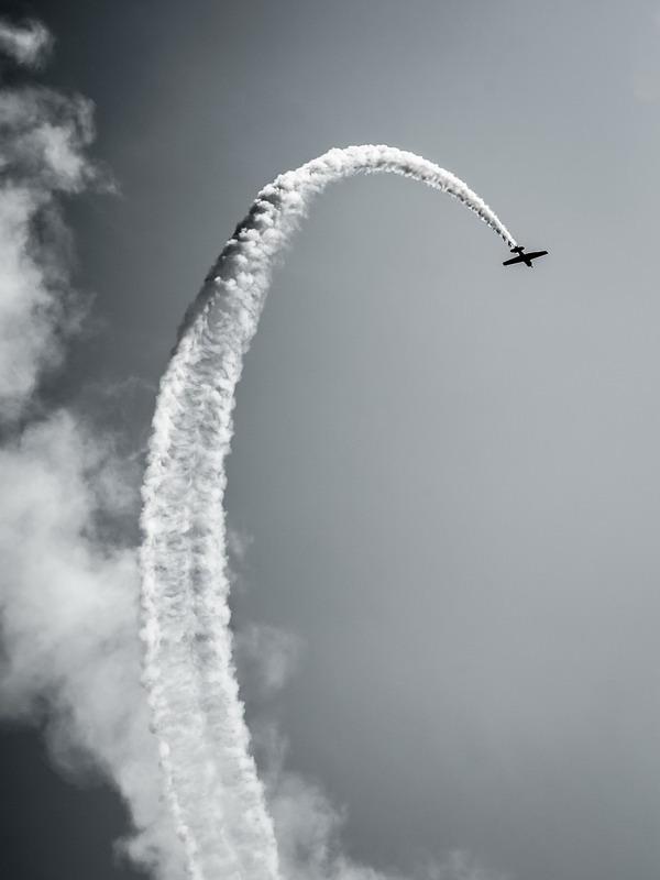 Акробатические полёты