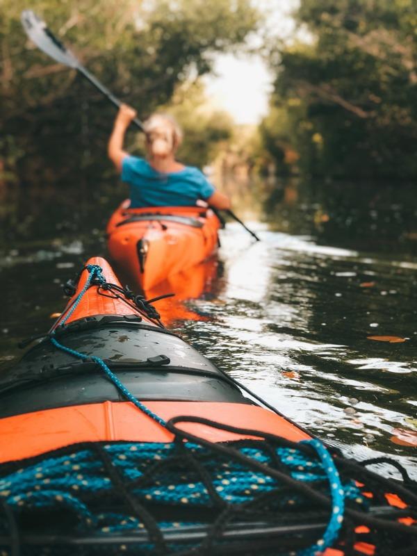 Kayak Rental in Vilnius