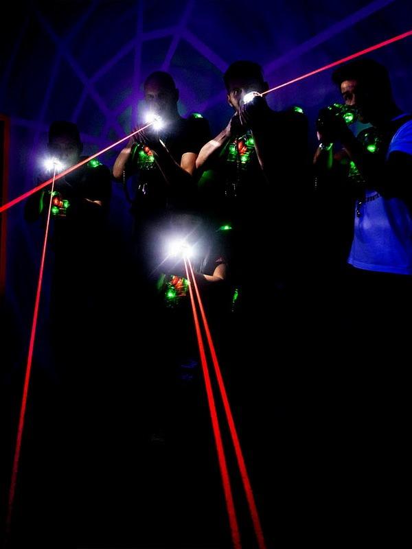 Laser Tag Vilnius
