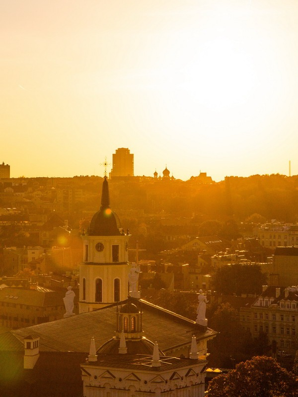 Mystical Vilnius