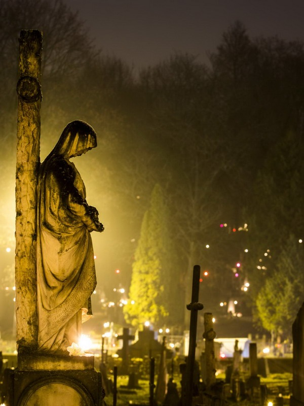 Vilnius Cemetery Tour