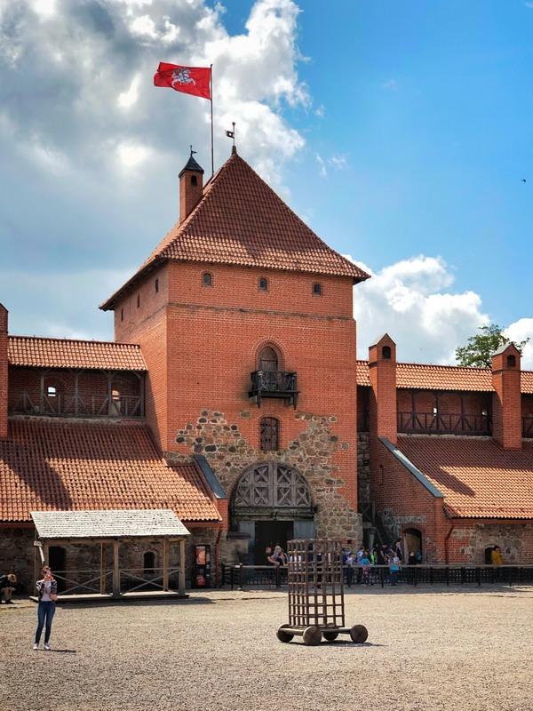 Trakai Castle Tour