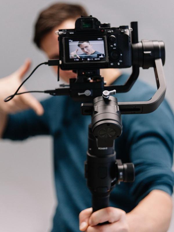Услуги видеосъёмки